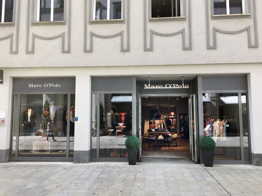 marc o polo store augsburg
